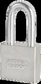 American Lock A51 Solid Steel Padlock