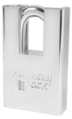 American Lock A6360 Solid Steel Padlock