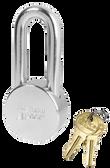 American Lock AH11 Solid Steel Blade Cylinder Padlock