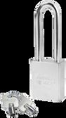 American Lock A7202 Solid Steel Tubular Padlock
