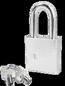 American Lock A7301 Solid Steel Tubular Padlock
