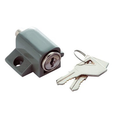 First Watch - Keyed Patio Door Lock 1425