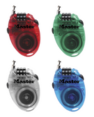 Master Lock 4603D Retractable Cable Lock
