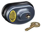 Gun Lock - Master Lock 90DSPT Keyed Trigger Lock