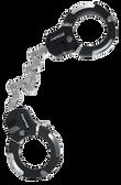 Steel Cuff - 9 link - 8290DPS
