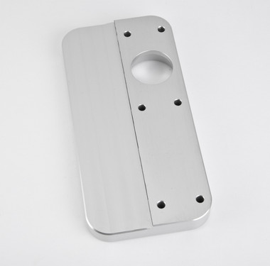 Cylinder and Latch Protector - LHR (CI-20)