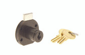 "Drawer Lock 13/16"" (21 mm) - 11/16"" diameter (17 mm)"
