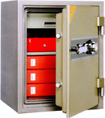 BS-C670 - 2 hour fire safe