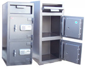 Brawn FL 3414EE - Cash Depository Safe