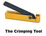 Tamper Proof Rings Crimping Tool