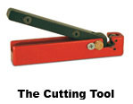 Tamper Proof Rings Cutting Tool