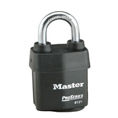 Master Lock 6121 No.6121KA Pro Series Covered Laminated Padlock
