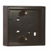 Camden CM-43CBLA Double Gang/Square Mounting Boxes - Surface