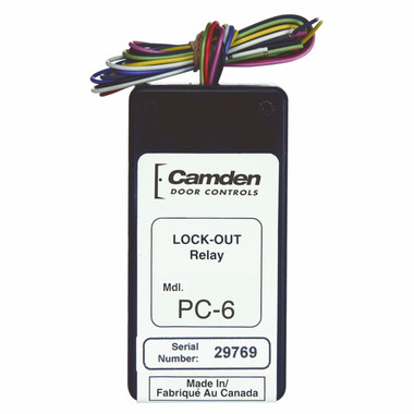 Camden CX-PC-6 Lock Out / Secondary Activation Module Relay