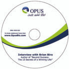 Interview with the Author - Brian Biro