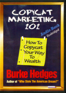 Copycat Marketing 101 (Audio - 2 CD set)