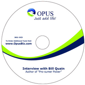 Interview with the Author - Dr. Bill Quain