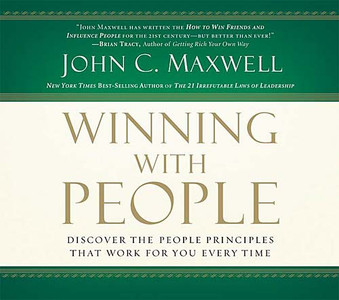 Winning With People CD