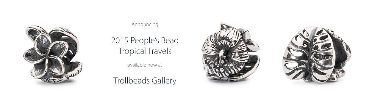 2015 People's Bead at Trollbeads Gallery