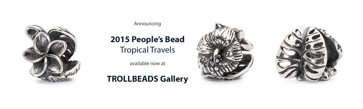 2015 People's Trollbead Tropical Travels