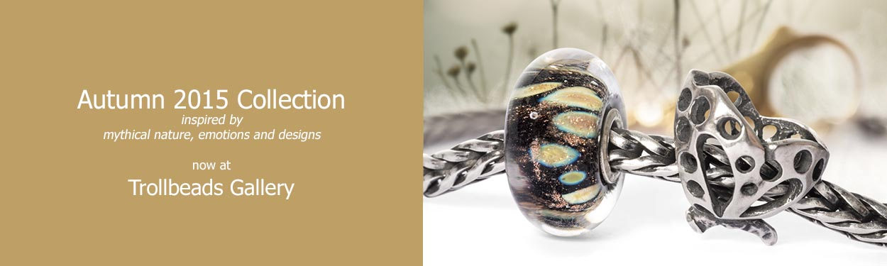 Autumn 2015 Trollbeads Collection