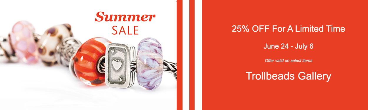 2015 Trollbeads Summer Sale