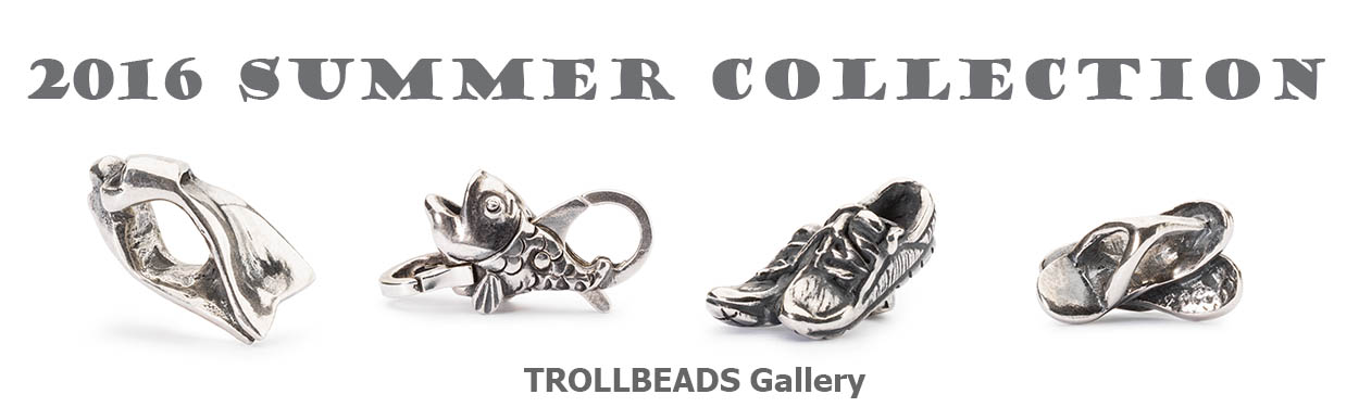 2016 Trollbeads Summer Collection