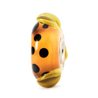Orange Pod Glass Group 1 Trollbead