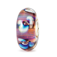 Aurora Flower Glass Trollbeads