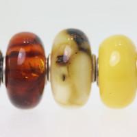 Amber Unique Trio Trollbeads