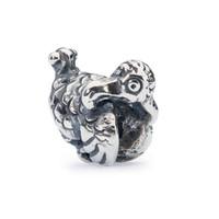 Dodo Bead sterling silver Trollbeads