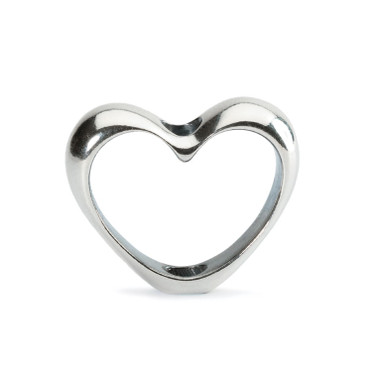 In Your Heart Sterling silver Trollbeads