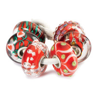 Christmas Love Trollbeads Kit