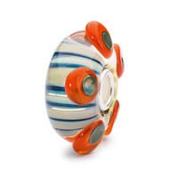 Stamen of Life glass Trollbeads