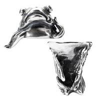 Fantasy Fish Pendant silver Trollbeads
