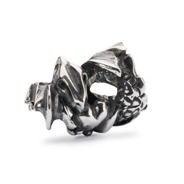 Love Dragon Silver Trollbeads