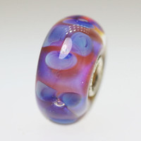 Aurora Flower Trollbeads With A Twist