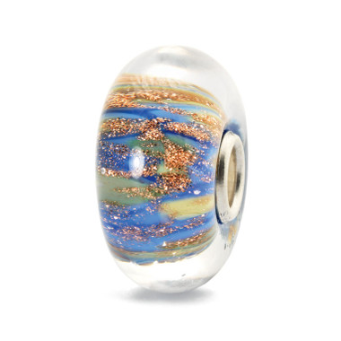 Fountain of Life Glass Trollbead
