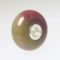 Mookaite Energy Bead With A Twist
