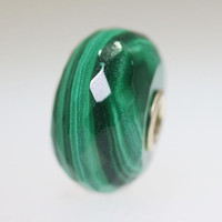 Malachite Trollbeads With A Twist