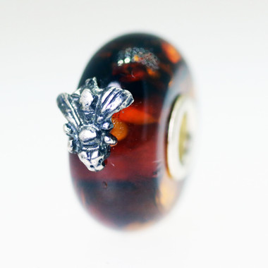 wings of amber bead