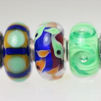 Fish Unique Bead Trio