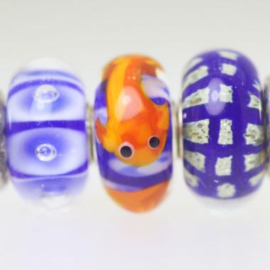 Unique Bead Trio