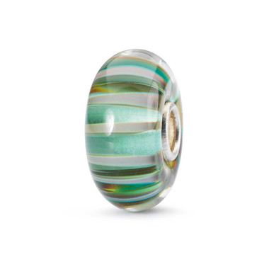 Wise Bamboo Glass Bead