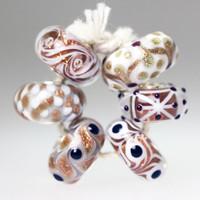 Christmas Glitter Trollbeads Kit