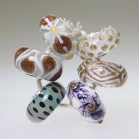 Christmas Glitter Unique Bead Kit