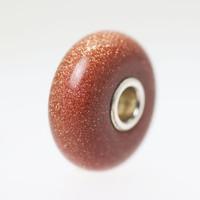 Goldstone Bead