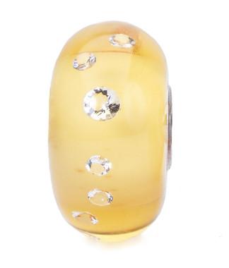 The Diamond Bead, Amber