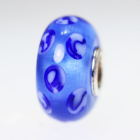 Blue Dots With A Twist: 04