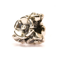 Forget Me Not, Silver Trollbeads